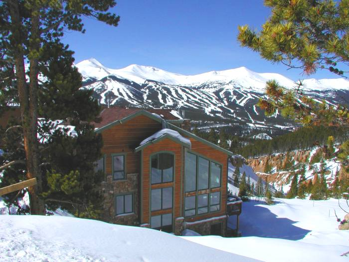 Goldslope Rental Properties In Breckenridge Co